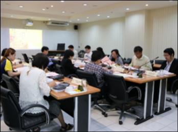 ประชุมคณะกรรมการประจำคณะวิทยาศาสตร์และเทคโนโลยี ครั้งที่ 5/2560