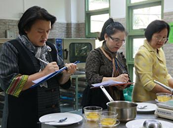 การทดสอบมาตรฐานฝีมือแรงงานแห่งชาติ สาขาอาชีพผู้ประกอบอาหารไทย ระดับ 1