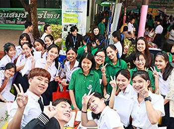 คณะวิทยาศาสตร์ฯ เดินสายแนะแนว โรงเรียนสตรีนนทบุรี