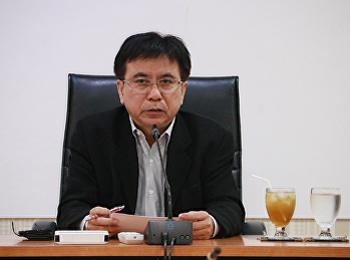 ประชุมติดตามผลการปฏิบัติราชการ ประจำปีงบประมาณ พ.ศ.2561