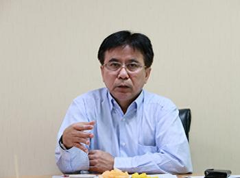 ประชุมผู้บริหารระดับหัวหน้าสำนักงานและหัวหน้าฝ่าย