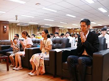 สาขาวิชาเทคโนโลยีสารสนเทศ จัดโครงการอนุรักษ์ศิลปวัฒนธรรม ศาสนาและภูมิปัญญาไทย