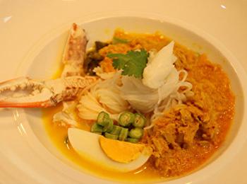 สาขาวิชาคหกรรมศาสตร์ จัดแสดงผลงานรายวิชาอาหารไทยชาววัง