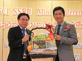 คณะวิทยาศาสตร์ฯ เดินหน้าสนับสนุนการนำเสนองานวิจัยของนักศึกษา จัดงานประชุมวิชาการ SCI SSRU Mini Conference 2019 ครั้งที่ 2