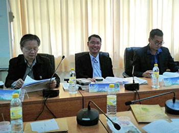 รองศาสตราจารย์ศิวพันธุ์ ชูอินทร์ ได้รับเชิญเป็นผู้ทรงคุณวุฒิวิพากษ์หลักสูตร คณะวิทยาศาสตร์และเทคโนโลยี มหาวิทยาลัยราชภัฏเชียงใหม่