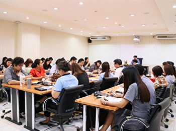 คณะวิทยาศาสตร์ฯ เตรียมพร้อมการประชุมสวนสุนันทาวิชาการ ด้านวิทยาศาสตร์และเทคโนโลยี ครั้งที่ 2