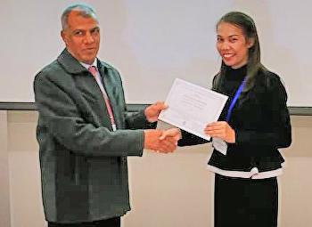 คณาจารย์คณะวิทยาศาสตร์ฯ ร่วมนำเสนอผลงานวิจัยในการประชุม ระดับนานาชาติ Osaka ประเทศญี่ปุ่น คว้ารางวัล Excellent Oral Presentation