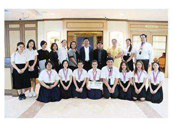 นักศึกษาคหกรรมฯ กวาด 49 รางวัล แข่งขันการทำอาหาร THAILAND ULTIMATE CHEF CHALLENGE (TUCC) 2019
