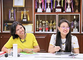 สาขาวิชาคณิตศาสตร์สารสนเทศ เข้ารับการตรวจประเมินคุณภาพ การศึกษาภายในประจำปีการศึกษา 2561