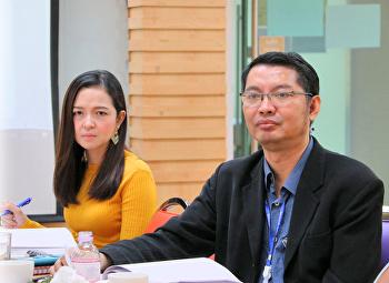 ป.โท สาขาวิชาการจัดการสิ่งแวดล้อม เข้ารับการตรวจประเมินคุณภาพ การศึกษาภายในประจำปีการศึกษา 2561