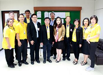 คณะวิทยาศาสตร์ฯ เดินหน้าพัฒนางานวิจัยร่วมกับ การไฟฟ้าฝ่ายผลิตแห่งประเทศไทย (EGAT)