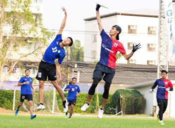 ทัพนักกีฬาจานร่อนลูกพระนาง สาขาวิชาวิทยาศาสตร์การกีฬาฯ คว้ารางวัลจากการแข่งขันมหกรรมกีฬามหาวิทยาลัยเเห่งประเทศไทย ครั้งที่ 47