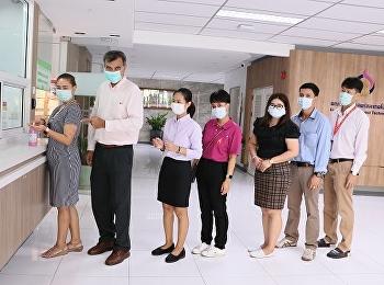 คณะวิทยาศาสตร์ฯ พร้อมรับมือ ไวรัสโควิด 19